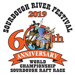 Sourdough Raft Race Logo